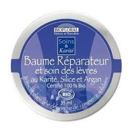 Baume Réparateur et Soin des lèvres BIO 35ml
