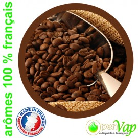 CAFE Openvap - e-liquide pour cigarettes électroniques 10 ml