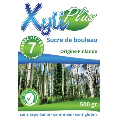 Xylitol - XYLIPLUS en Doypack de 500 gr et 1 kg