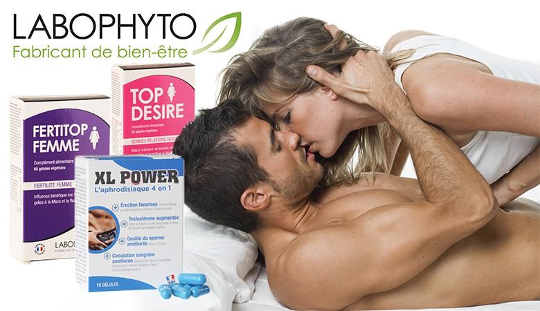 Labophyto - Le bien être dans votre couple